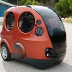 Meet the tiny little pod car that runs on airSports Cars, First Cars, Air Pow, Smart Cars, Concept Cars, Electric Cars, Tatas Motors, Charging Stations, Compression Air