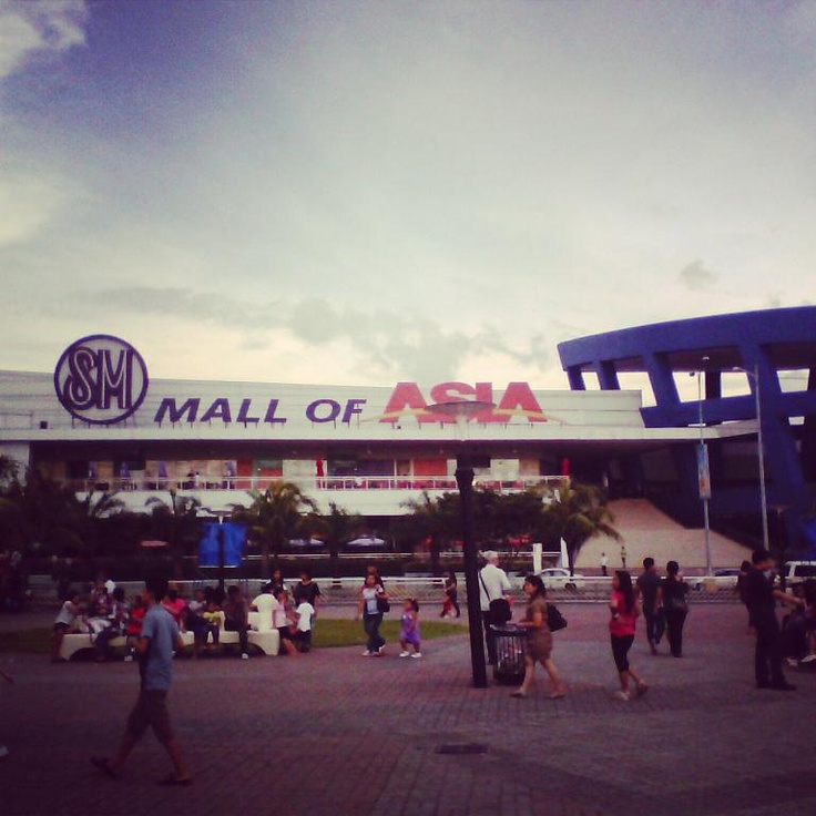 SM MALL OF ASIA -