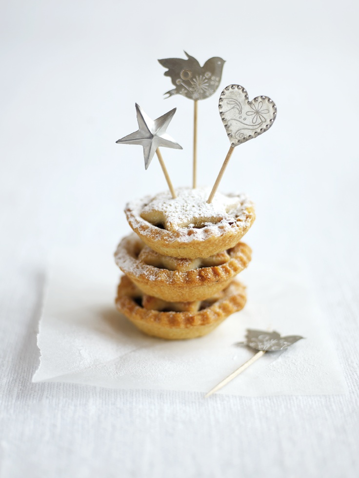Christmas isn't christmas without a mince pie...or two!
