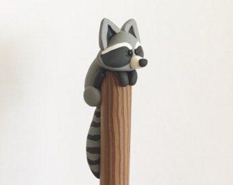 Bolígrafo de elefante por handmademom en Etsy