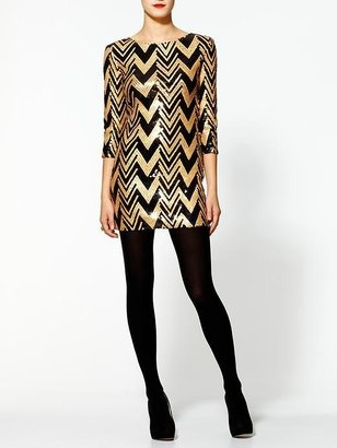 Sequin Shift Dress... only $89... perfect for holiday parties or new years! love love love