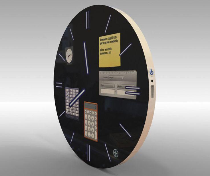 TouchClock - semedesignlab