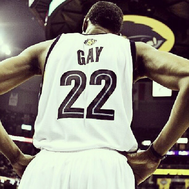 Rudy Gay - Memphis Grizzlies ...:( too bad he doesnt play with us anymore