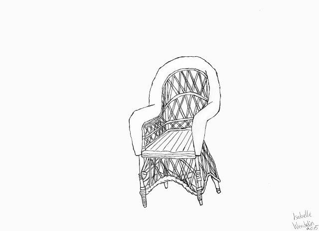 An empty chair