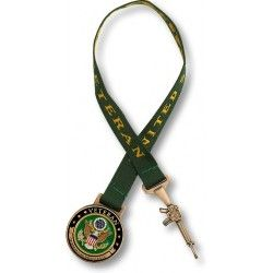 Army Veteran Bookmark with 10 Inch Ribbon https://store.nwtmint.com/product_details/1917/Army_Veteran_Bookmark_with_10_Inch_Ribbon/