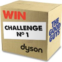 WIN a Dyson DC50 in our first #ApplianceReno Challenge! Click on the picture above to find out how to enter! Good Luck!
