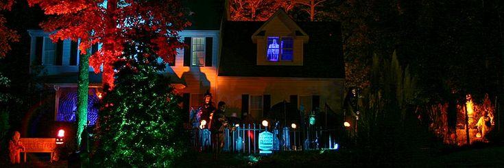 Backyard Haunted Forest Ideas : Yard Haunt  Halloween & Yard Haunts  Pinterest