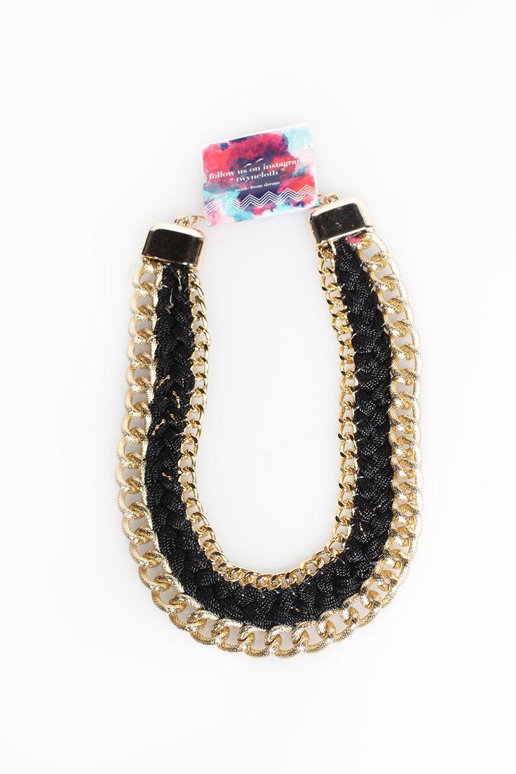 Chandele Black Gold | Rp 103.500