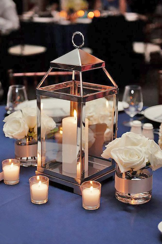 lantern wedding centerpiece 5                                                                                                                                                                                 More