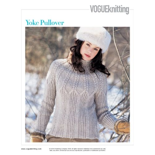 360 best Vogue Knitting images on Pinterest | Vogue knitting ...