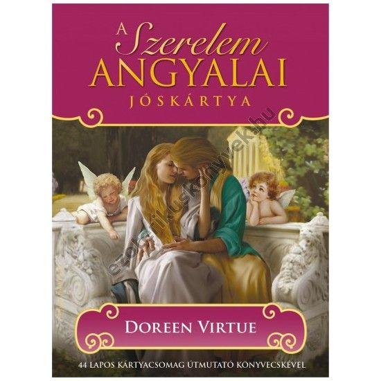 Doreen Virtue: A szerelem angyalai jóskártya