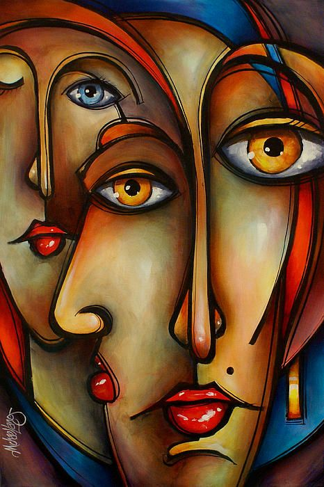 RED by Michael Lang - RED Painting - RED Fine Art Prints and Posters for Sale