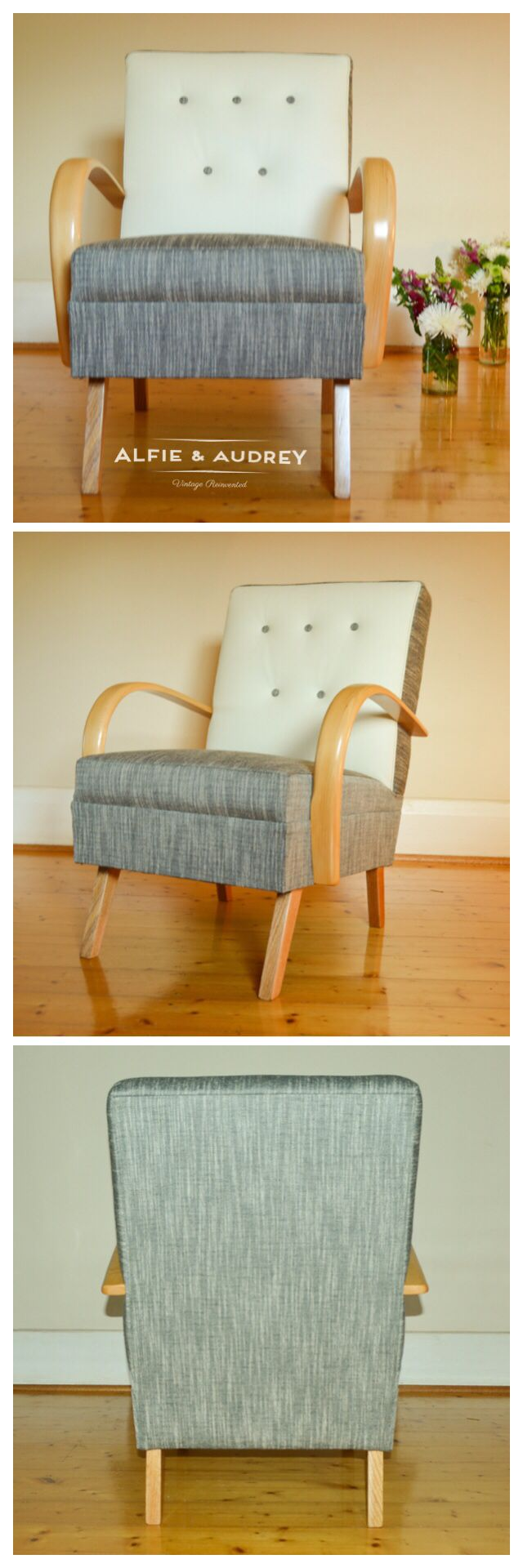 Our Cosette chair is online now @ www.alfieandaudrey.com.au
