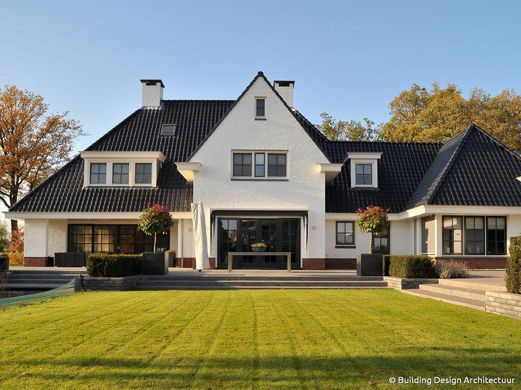 Jaren 30 villa © Building Design Architectuur