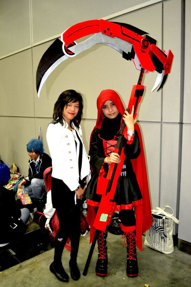 Ruby RWBY Cosplay for All
