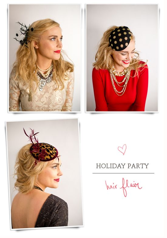 photos: Graphics Ideas, Holiday Parties, Hair Flair, Holiday Party, Cute Ideas, Photography Ideas