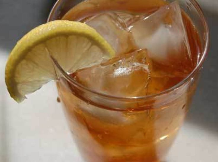Dirty arnold palmer cocktail recipe the two summer for Iced tea cocktail recipes