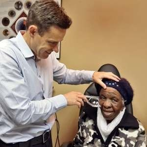 102-year-old KZN woman can see again after cataract surgery
