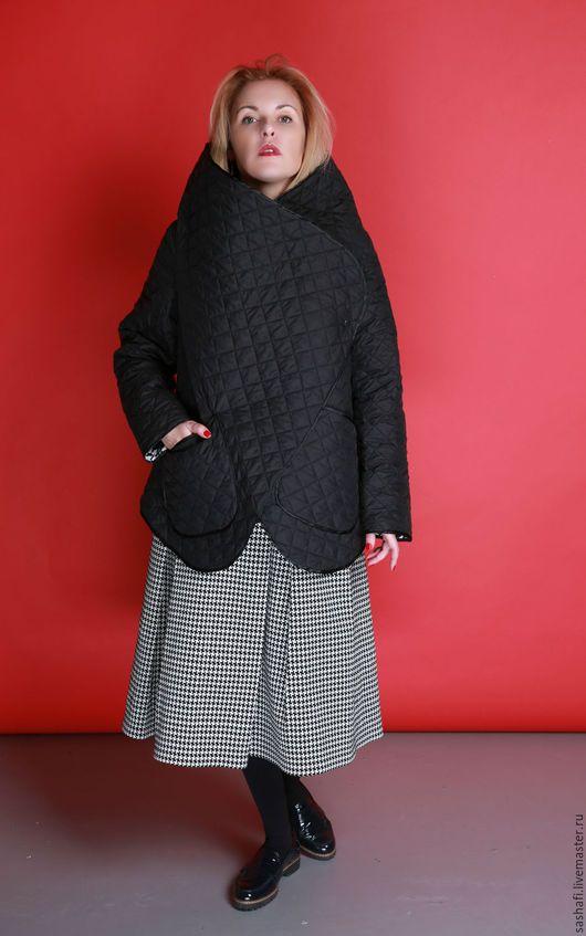 Верхняя одежда ручной работы. Куртка GOOSE LEG. Sasha Fi. Интернет-магазин Ярмарка Мастеров. Одежда для женщин