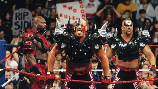 LOD and Ahmed Johnson at WrestleMania 13
