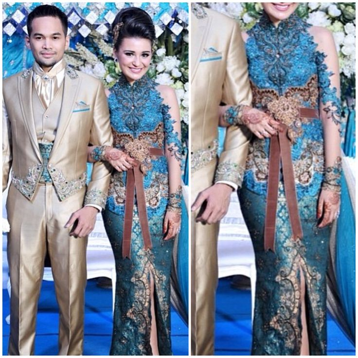 ~ Living a Beautiful Life ~ #kebaya by Anna Avantie