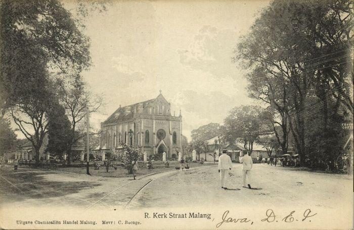 R-K kerk te Malang