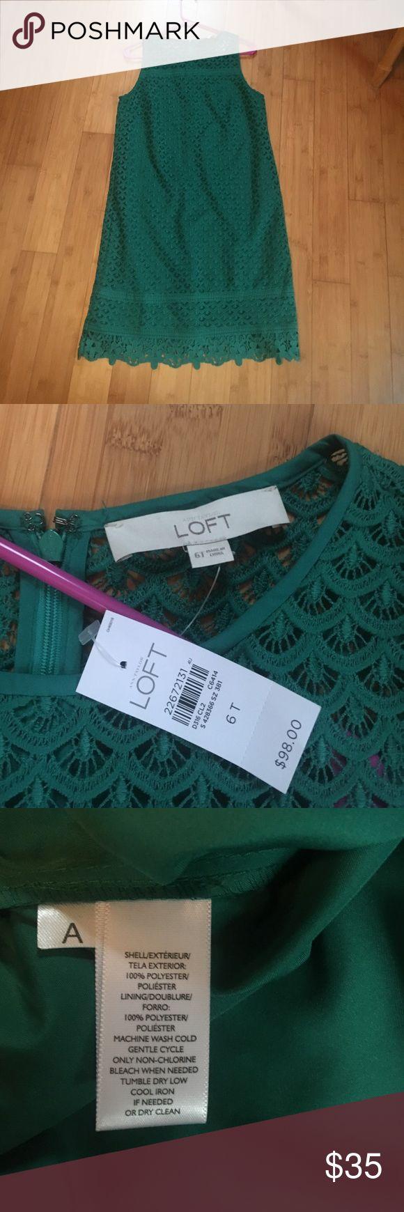 New with tags Loft Dress Size 6 Tall LOFT Dresses
