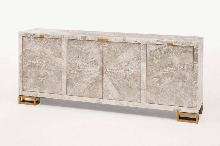 Atelier Viollet's New Masterpiece: A Sideboard in Gypsum & Bronze | Atelier…