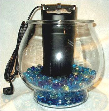 A water fountain how to make one for your cat this is the for Diy cat water fountain