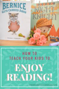 Encourage Reading in Children | Stories for Kids + Bookroo Review