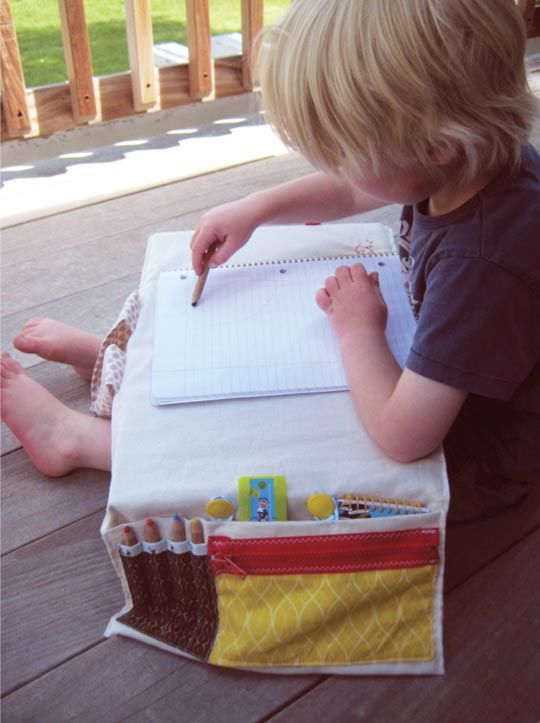 lap desk for the car.. and any time i need my child to sit - 45 Best Images About Lap Desk On Pinterest Kids Cars, Trays And