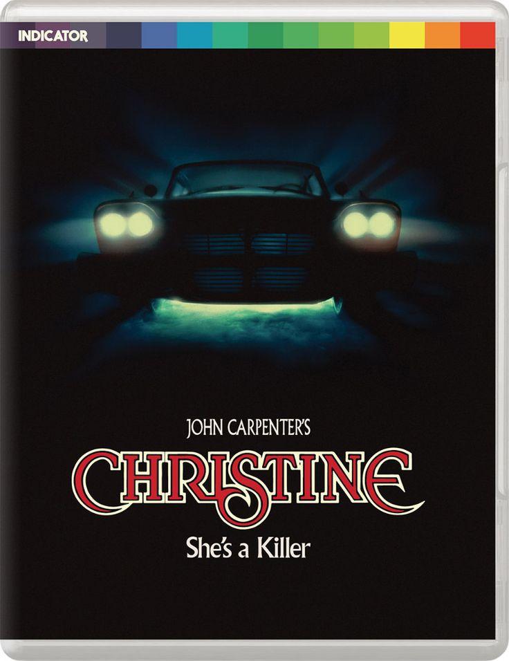 CHRISTINE (1983)   http://www.themoviewaffler.com/2016/11/blu-ray-review-christine-1983.html