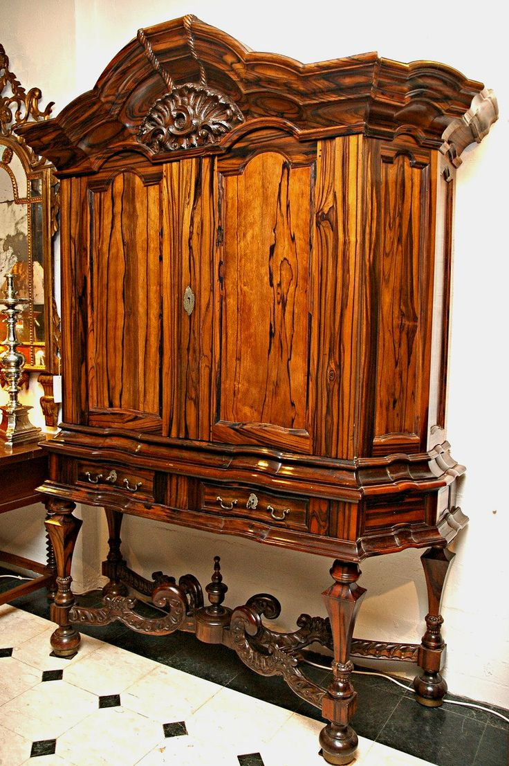 Graham Geddes Antiques  A Large Two Door Rosewood Cabinet, Call 03 9509  0308 Or