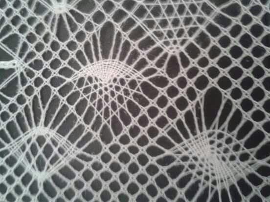 Arañas realizadas por Rosa Berges ¡¡