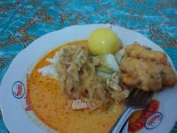 Ketupat Sayur Cap Go Me Encim Sukaria, Tangerang ~ Cina Benteng Culinary