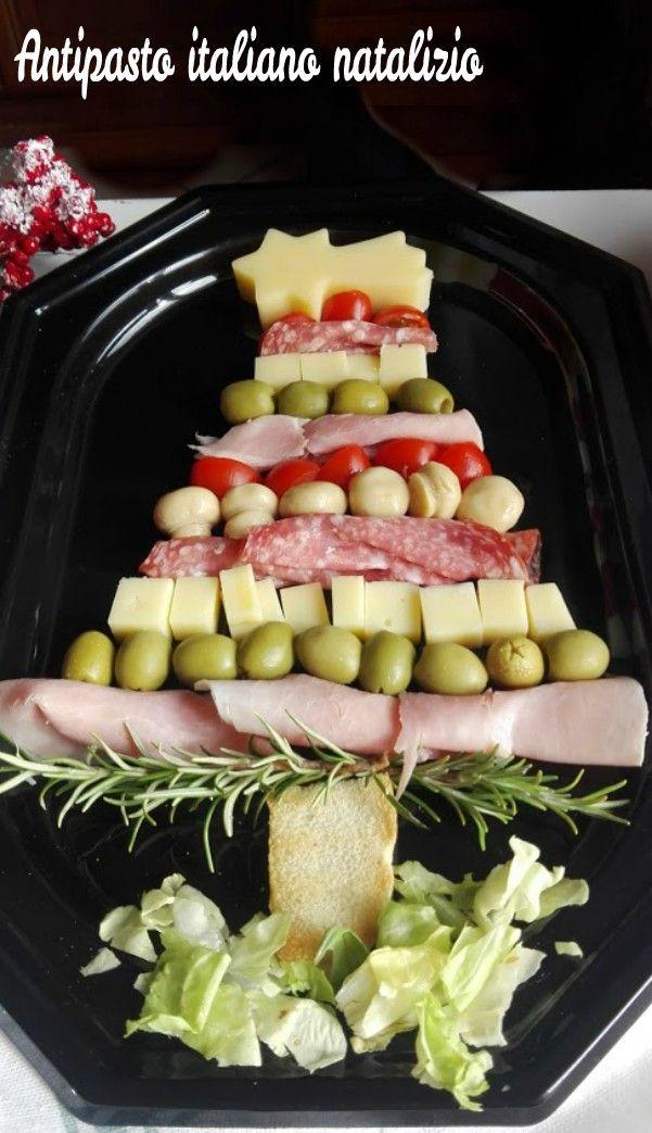 Antipasti Di Natale La Cucina Italiana.Antipasti Di Natale Decorativi