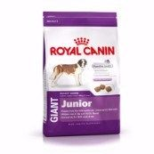 Royal Canin Giant Junior Complete Dog Food with Poultry 15kg