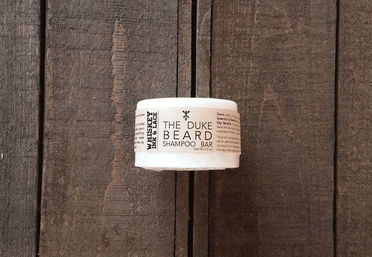 The Captain Beard Shampoo Bar | | Whiskey, Ink, & Lace
