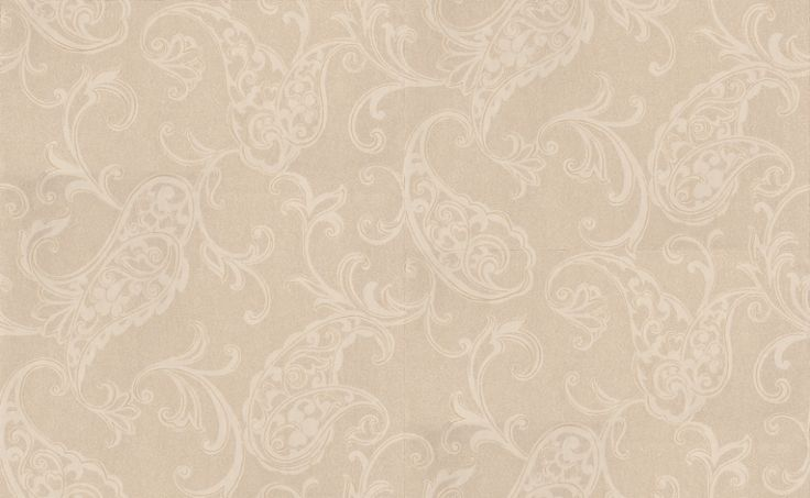 Albany Luna (FD66501) - Albany Wallpapers - A beautiful all over floral trail in a hand painted effect and metallic background. Showing in cream on a pale gold. Other colour ways available. Please request a sample for true colour match. Paste-the-wall products.