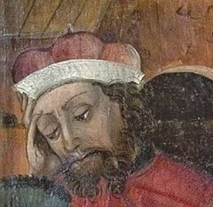 Fejfedő (Mária oltár, Szepesszombat) 03 - Hagyomány és múltidéző