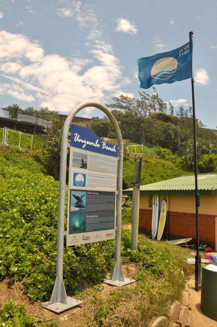 Umzumbe Beach - Blue Flag Beach