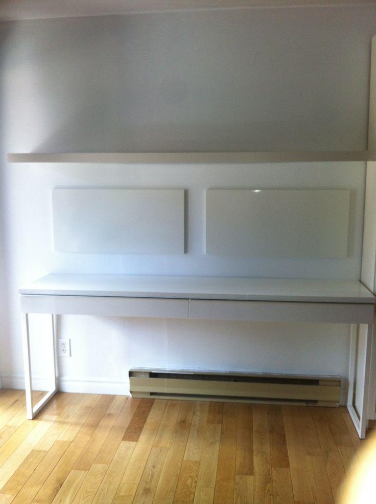 ikea desk chair shelf