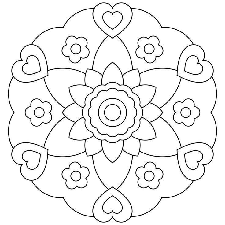 free printable coloring pages for kids coloring printables - 736×736