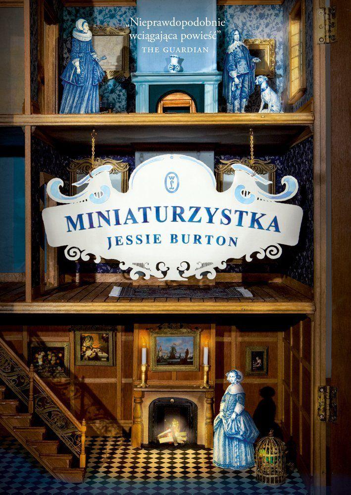 Miniaturzystka -   Burton Jessie , tylko w empik.com: 31,15 zł. Przeczytaj recenzję Miniaturzystka. Zamów dostawę do dowolnego salonu i zapłać przy odbiorze!