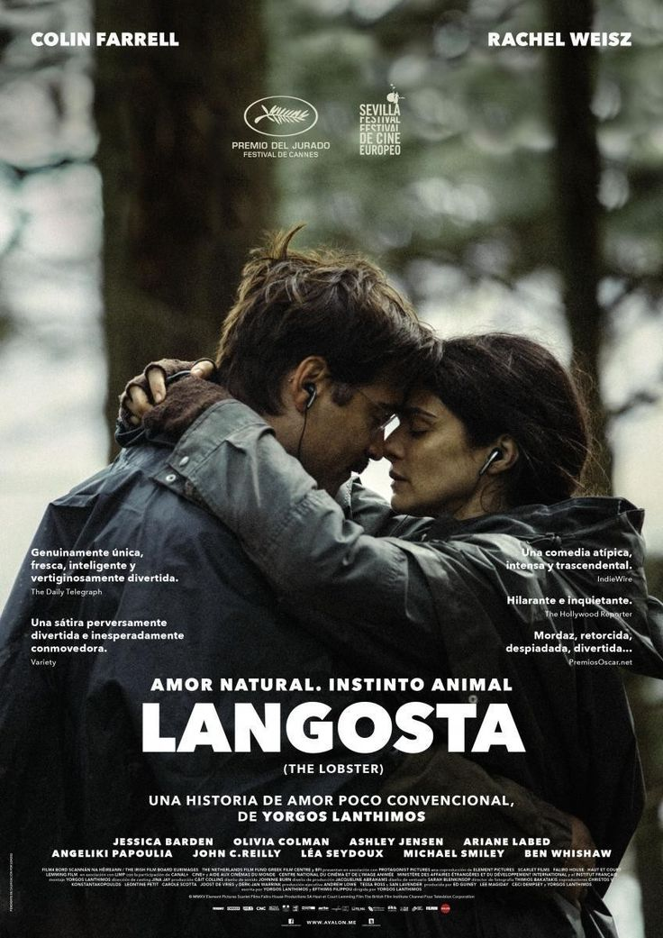 Langosta (2015) - Ver Películas Online Gratis - Ver Langosta Online Gratis #Langosta - http://mwfo.pro/18508640