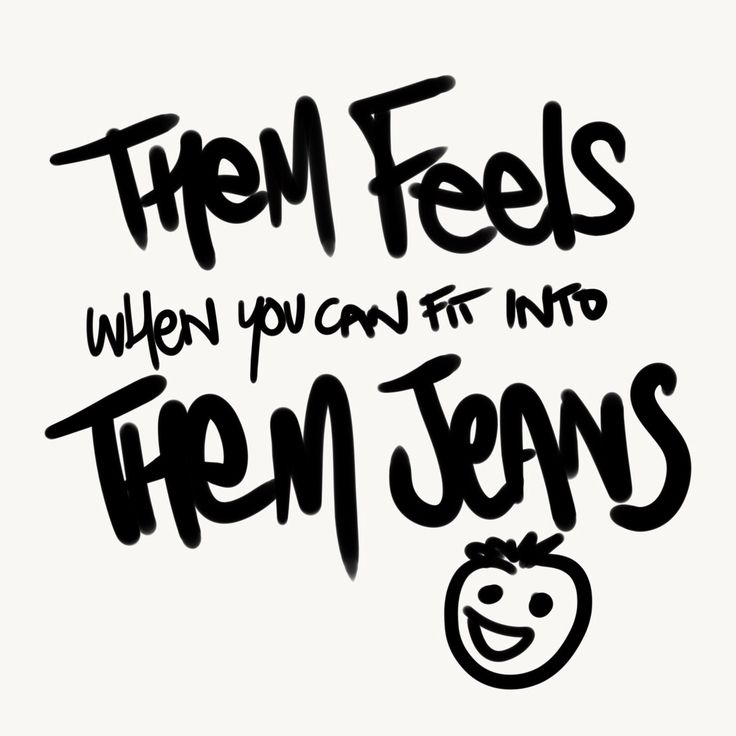 Weight loss goals & rewards. Them feels when you can fit in your favourite pair of jeans again.