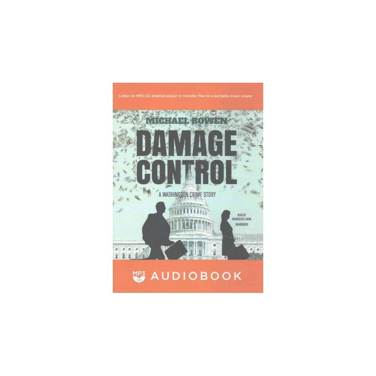 Damage Control (MP3-CD) (Michael Bowen)