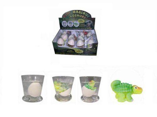 lot 12 oeufs magiques dinosaures id al anniversaire. Black Bedroom Furniture Sets. Home Design Ideas