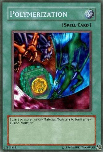 Unusual image within printable yugioh cards
