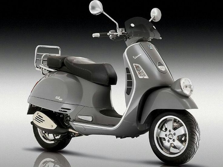 Vespa 250 GT60 2006. To celebrate Vespa's 60th anniversary with a special Vespa, limited edition, only 999 units will be available worldwide